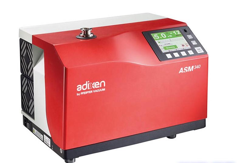 гелиевый течеискатель ASM-340