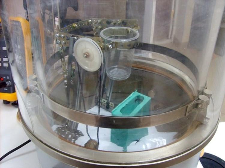 Вакуумная камера для дегазации своими руками