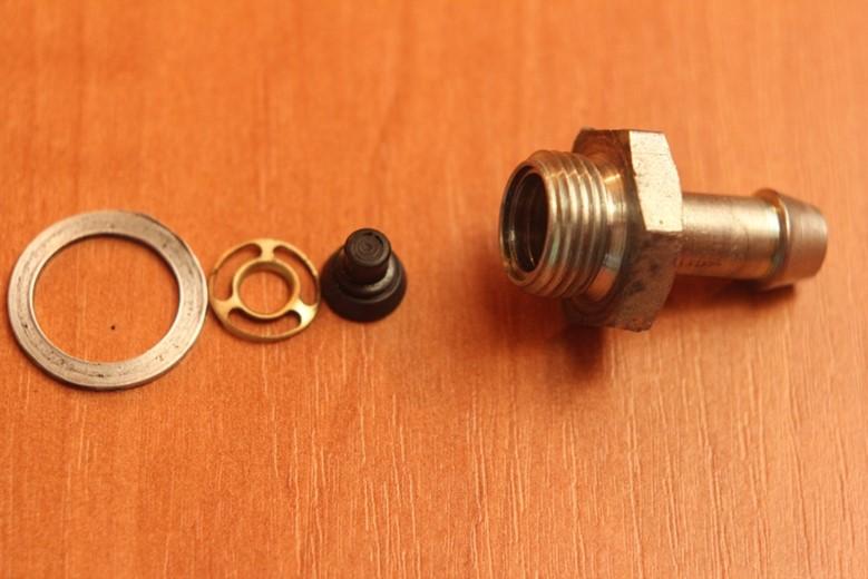 клапан для вакуумного насоса