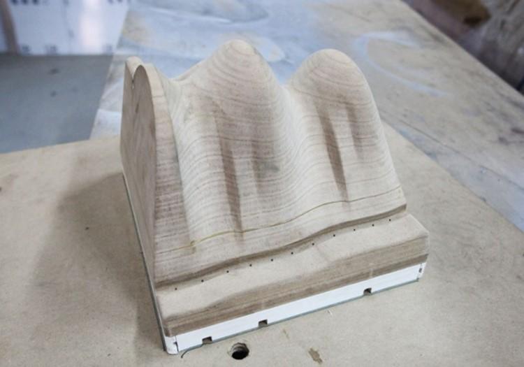 формы для вакуумной формовки